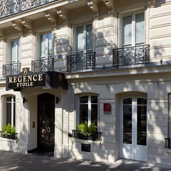 Hotel Regence Etoile Paris